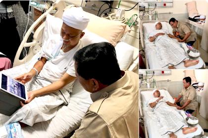 Dijenguk Prabowo, Ustadz Arifin Ilham Perlihatkan Video Naik Kuda