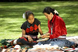 Image: Navajo Elder Woman, by R. Madison on Pixabay