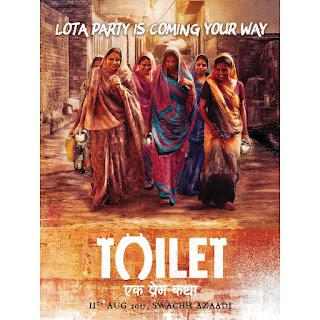 poster of toilet ek prem katha