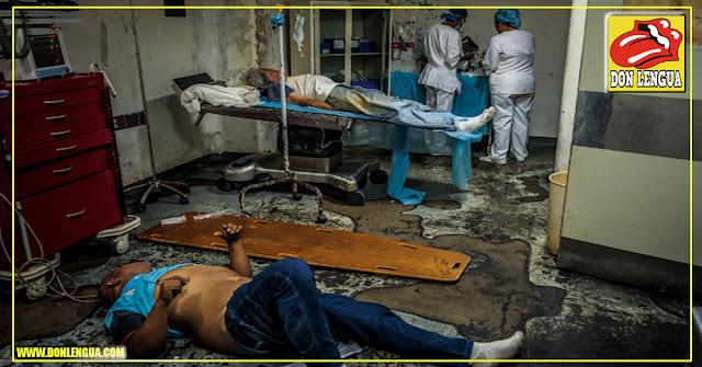 Hospitales de Anzoátegui se quedaron sin oxígeno