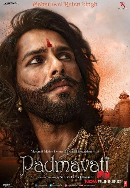 shahid kapoor in padmavati (Padmavati Full Movie)