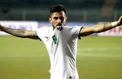 Profil Stefano Lilipaly penentu kemenangan Timnas indonesia