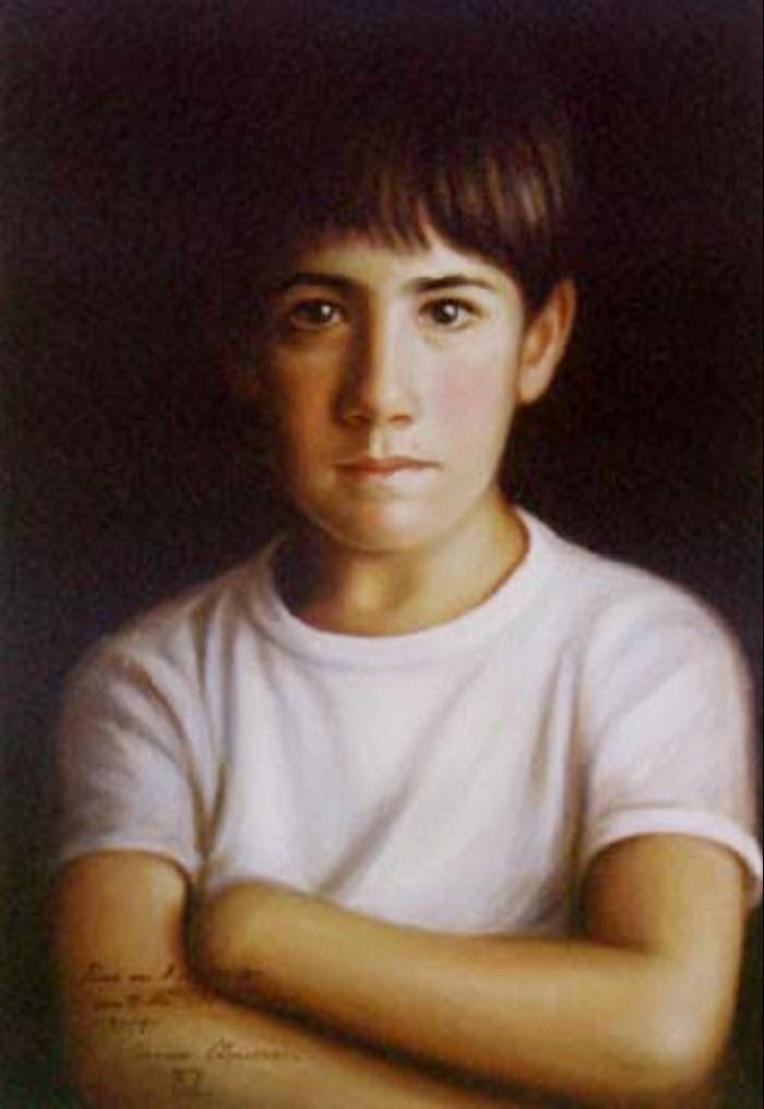 Испанская художница. Carmen Alquezar Valero