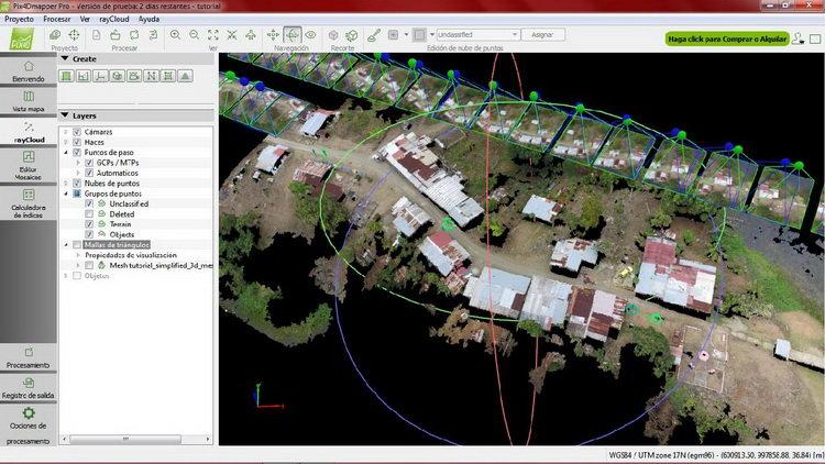 Pix4D Pix4Dmapper Pro 2 0 Trial Free Download - GaZ