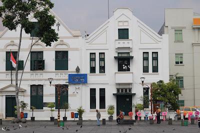 Belajar Wayang di Kota Tua Jakarta