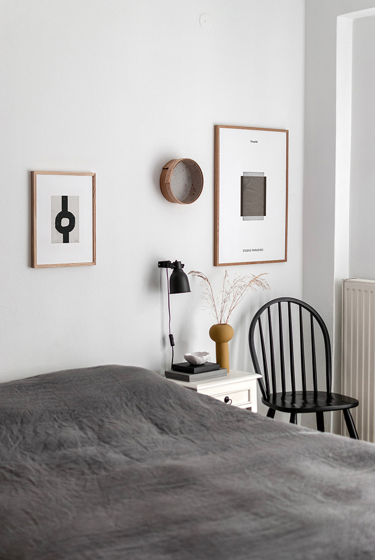 Cozy bedroom decor. Styling and photography by Eleni Psyllaki for My Paradissi