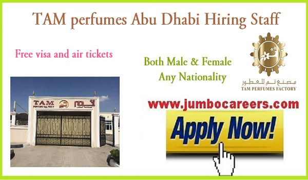 Latest Abu Dhabi jobs with benefits, Abu Dhabi jobs for Indians,