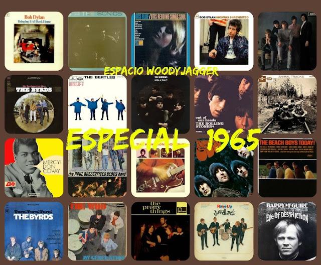 Especial Los mejores discos de 1965