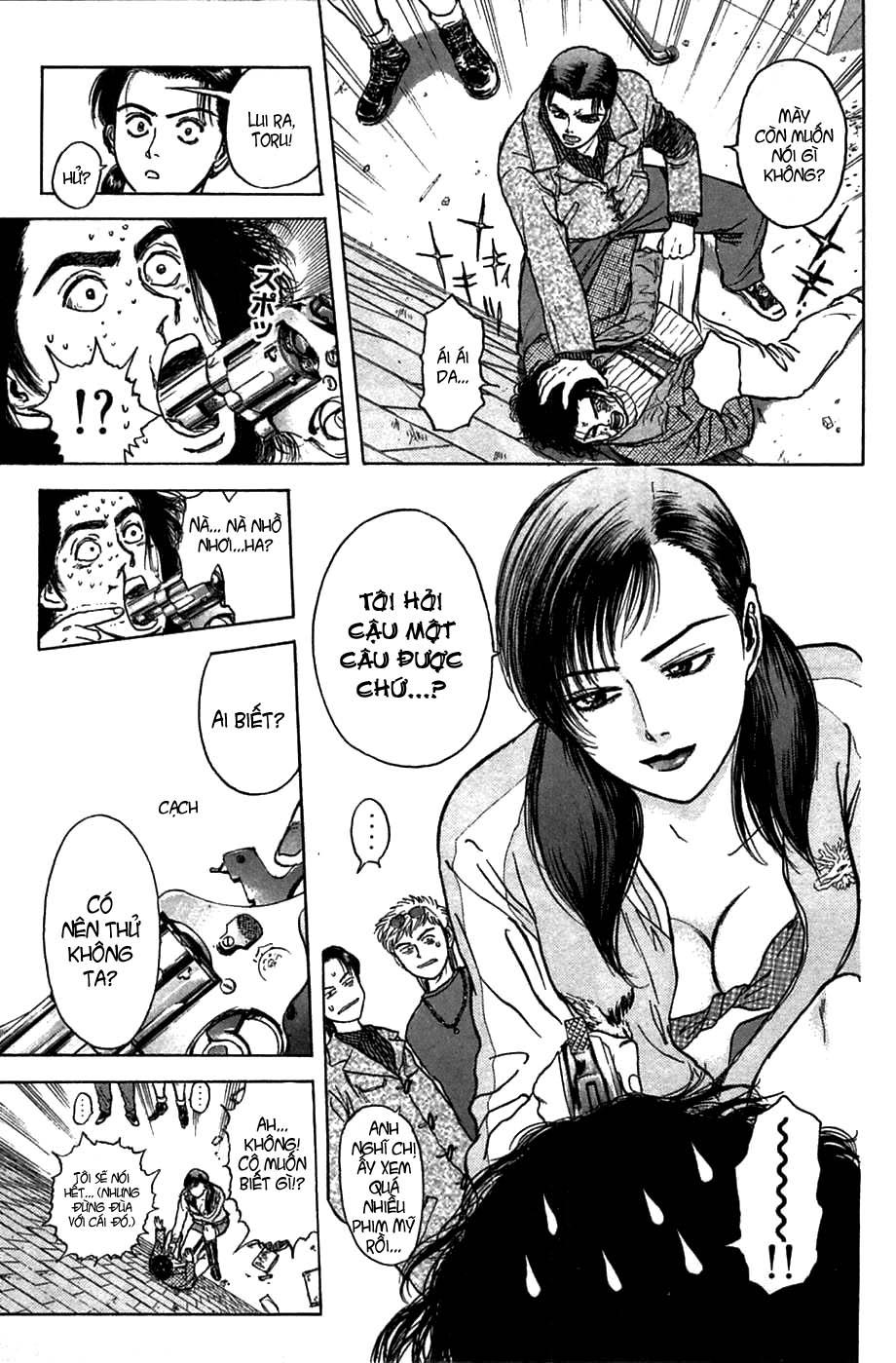 Psychometrer Eiji chapter 36 trang 14