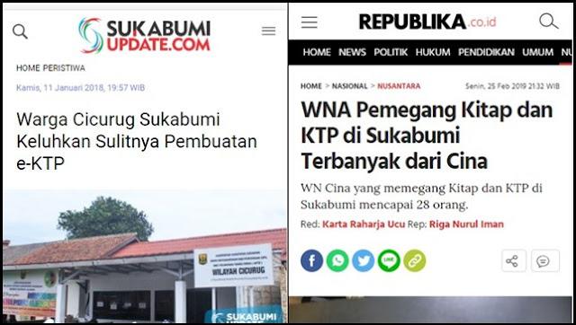 """""""Pribumi Dipersulit, Lah Orang Asing Mudah Banget Dapat eKTP"""""""
