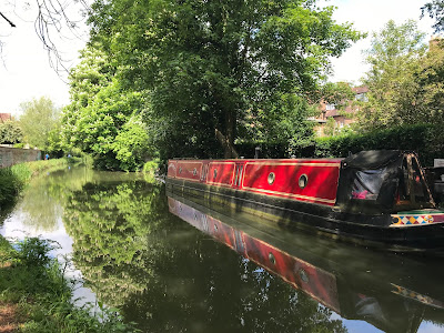 Oxford Canal, Oxford