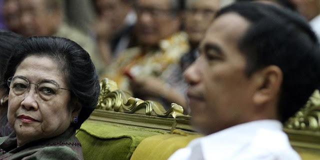 Megawati: Terimakasih Presiden Joko Widodo...