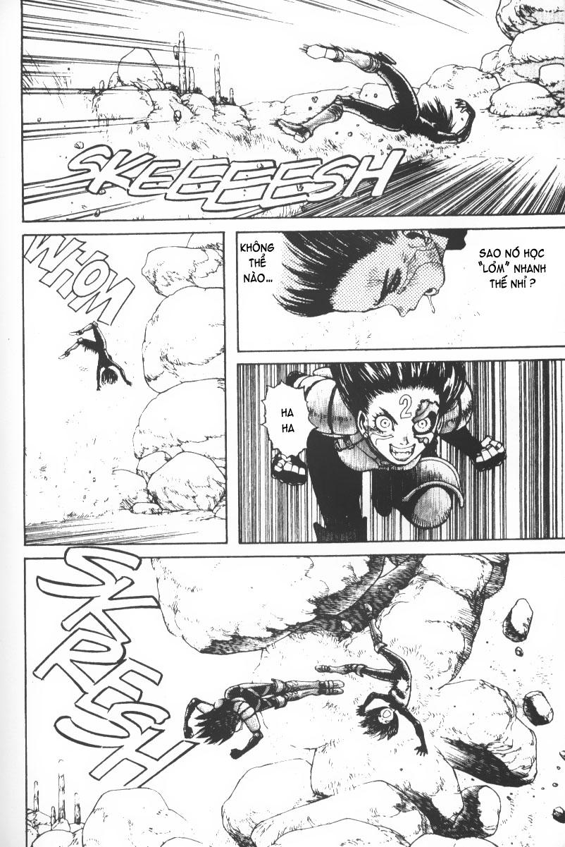 Battle Angel Alita chapter 44 trang 20