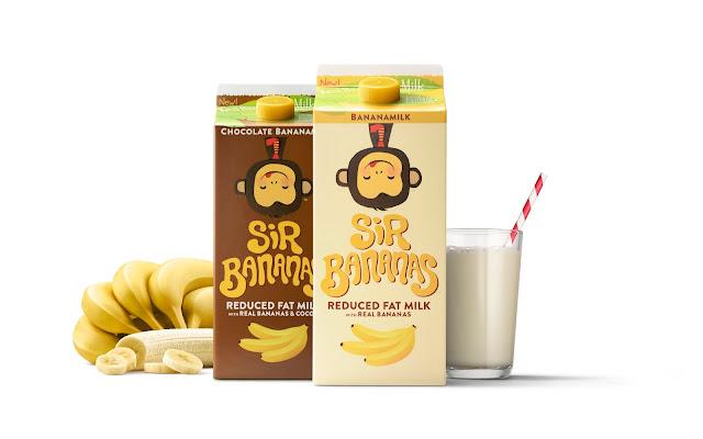Banana Split Poke Cake, poke cake recipes, poke cake, Sir Bananas milk, Sir bananas bananamilk, bananamilk, banana milk, sir bananas banana milk, easy desserts, banana desserts