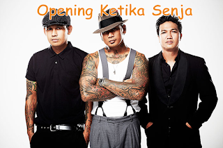 Lirik Lagu Superman Is Dead ( SID ) - The Opening Ketika Senja