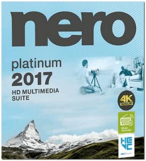 Nero 2017 Platinum Terbaru Full Version