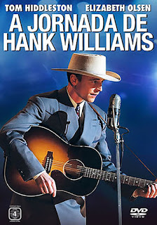 A Jornada de Hank Williams - BDRip Dual Áudio