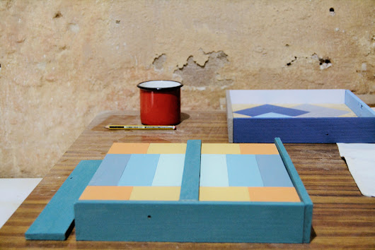 COLORES DE MENORCA - HANDMADE WOOD DESIGN BY MENORCA MAKER - NIKA VINTAGE