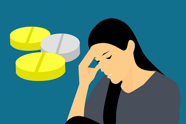 Headache migraine cure with natural methods.