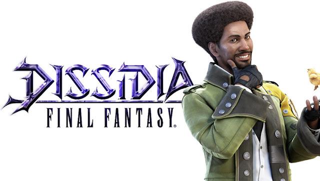 Dissidia Final Fantasy Sazh