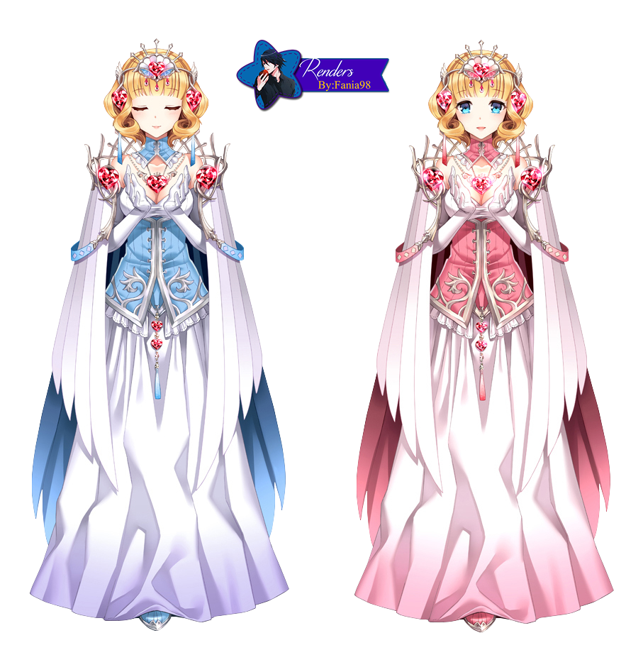 Princess- Render