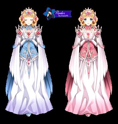 Princess- Render