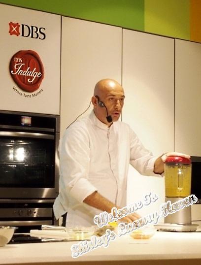 oso ristorante chef diego chairini tomato sabayon