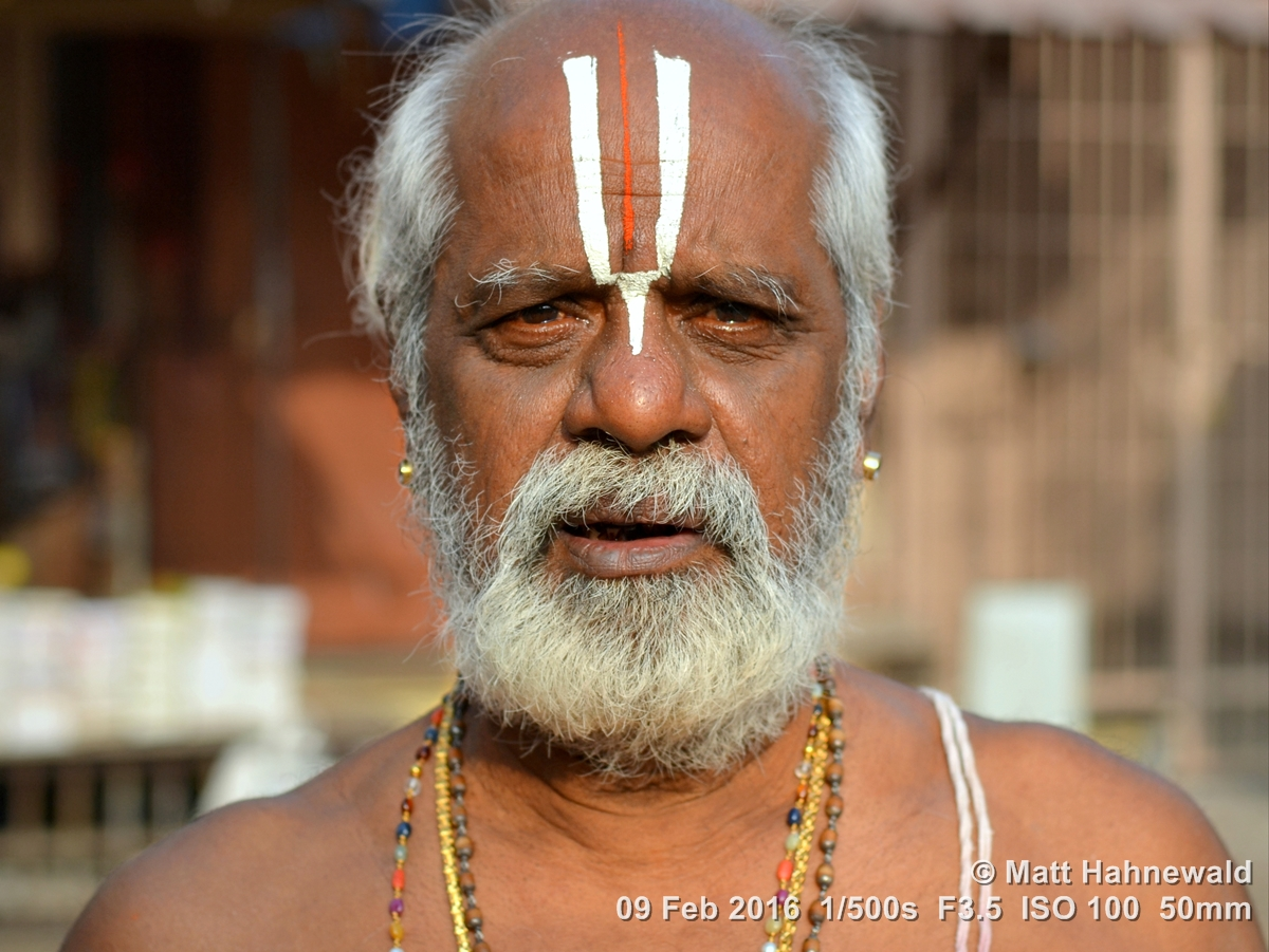 Hindu Face Paint Meaning