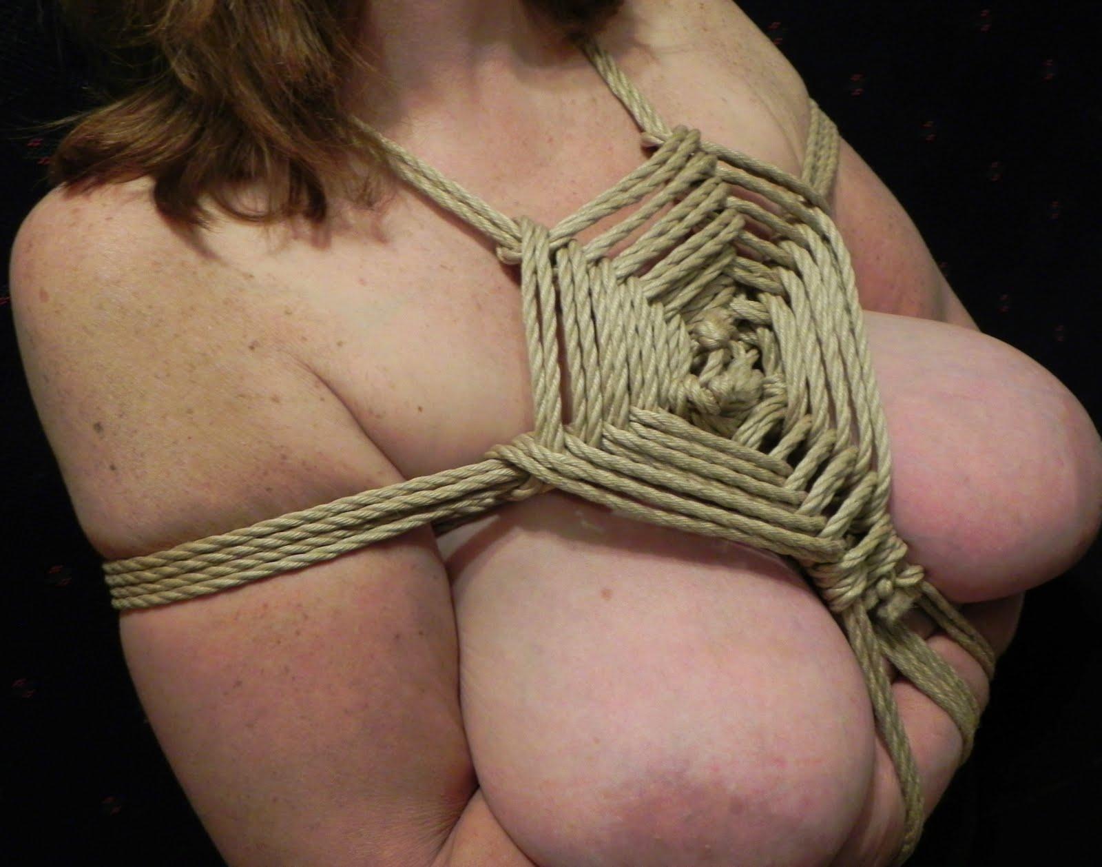 Simple Rope Bondage 59
