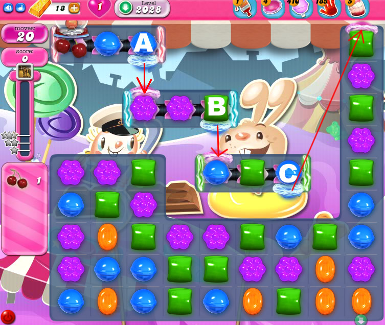 Candy Crush Saga 2028