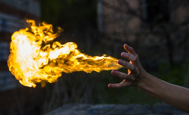 картинки огонь магия этом всем