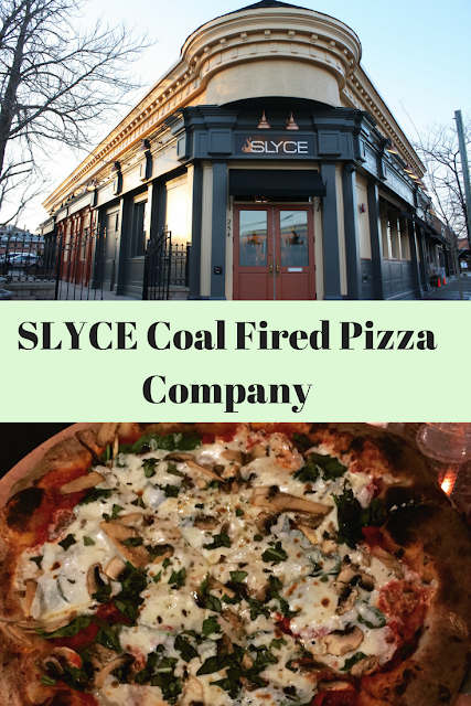 SLYCE Coal Fired Pizza Company in Highwood, Illinois