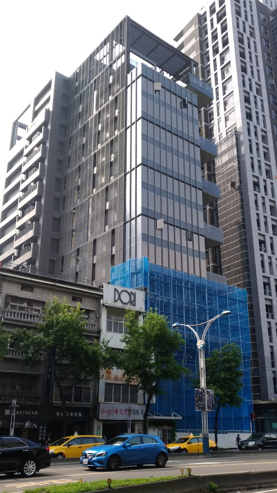 嘉義智選假日酒店 & 高雄萬豪酒店 外加一個意外的新朋友-- 臺北中山希爾頓逸林酒店 02