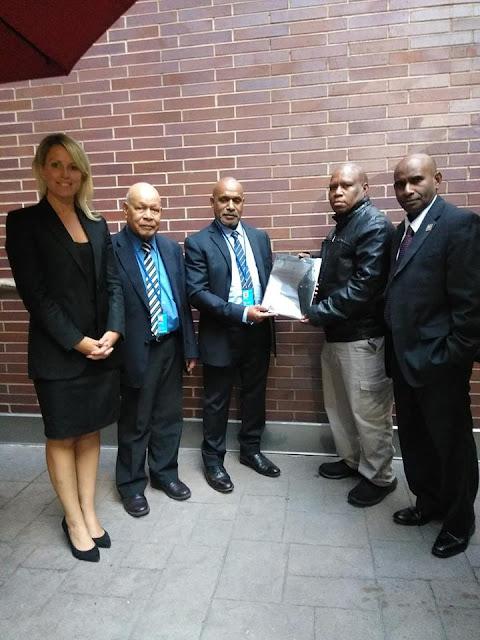 ULMWP Tunjuk Pelobi Khusus untuk PBB