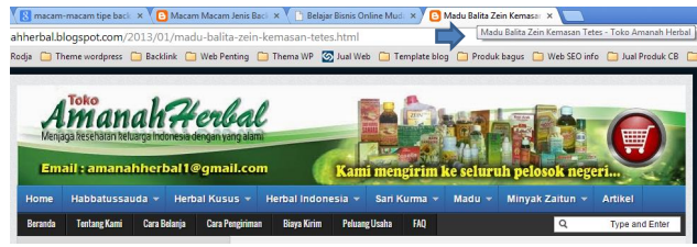 Cara Mengedit Template Blogspot Agar SEO Friendly