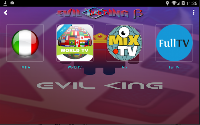 Evil King IPTV