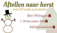 Adventskalender 2016: Aftellen naar kerst - met 24 leuke activiteiten