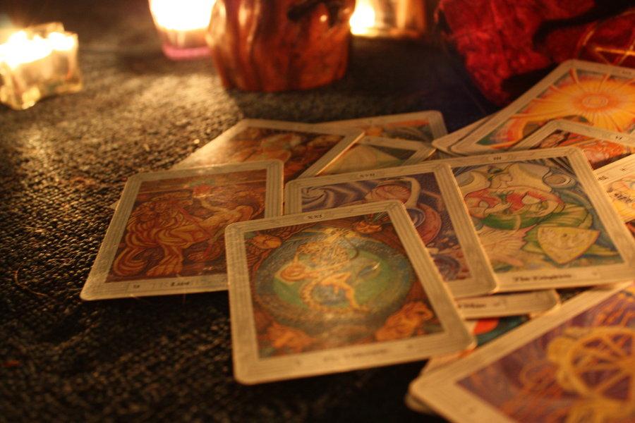 Толкование игральных карт для некоторых гаданий