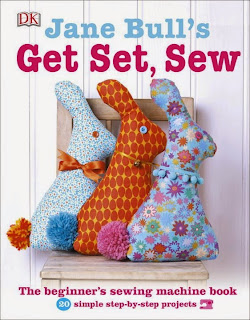 Jane Bull's Get Set, Sew cover