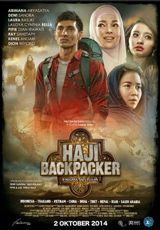 REVIEW FILM Haji Backpacker  Oleh : Endik Koeswoyo