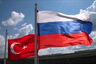 Turki - Rusia