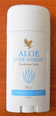 Forever Aloe Ever Shield Deodorant Stick Review Madhouse