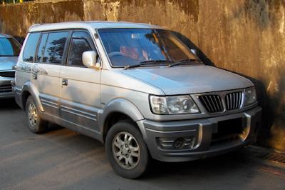 Mitsubishi Kuda Grandia Dijual