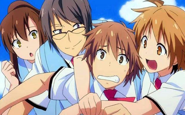 Anime Mirip Kono Bijutsubu ni wa Mondai ga Aru! - Sakurasou no Pet na Kanojo