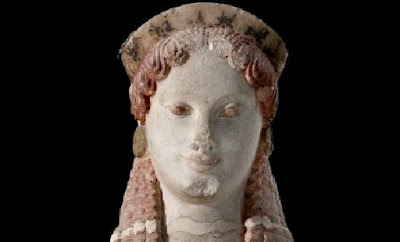 Archaic Kore from Acropolis Museum to be exhibited in Hermitage Museum