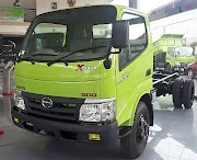 Hino Dutro 130 HD X Power  | Spesifikasi Dutro 130 X Power