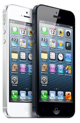 Spesifikasi dan Harga iPhone 5, Smarphone iOS 6 RAM 1 GB