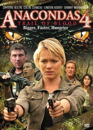 Anaconda 4 Trail of Blood 2009 Hindi Dual Audio 720p HDRip 1.1GB