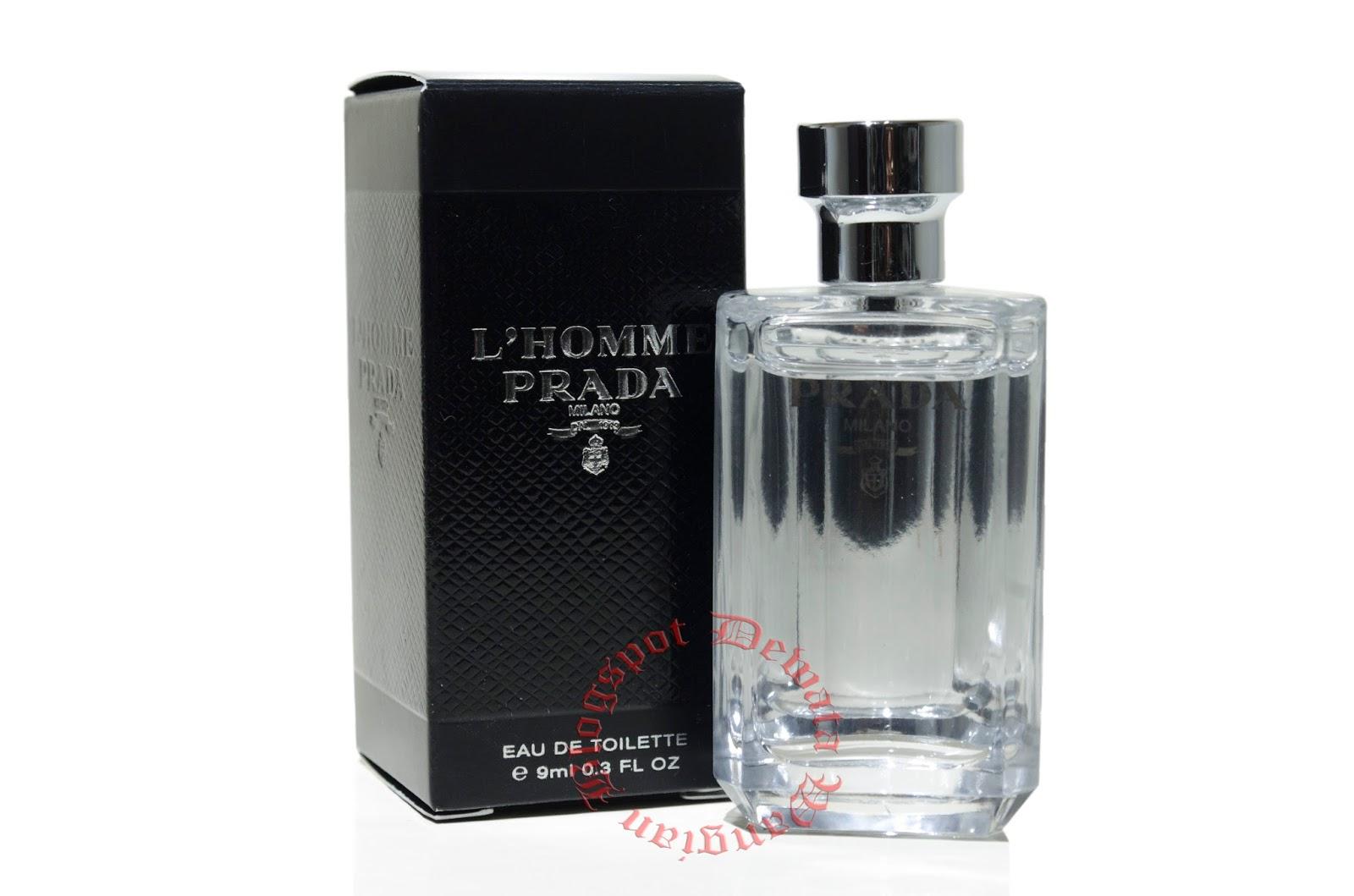 Wangian,Perfume & Cosmetic Original Terbaik: PRADA L'Homme