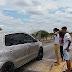 VÁRZEA DA ROÇA / ALUNOS DA ESCOLA JOSÉ CARNEIRO DE OLIVEIRA NO POVOADO DE VÁRZEA DO MEIO, MUNICÍPIO DE VÁRZEA DA ROÇA FAZEM PEDÁGIO VOLUNTÁRIO NA BA-130